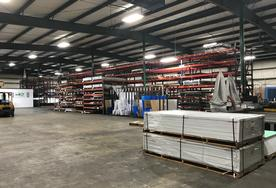 Polymershapes Net Leased Warehouse 9% Cap